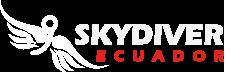 Skydiver Ecuador
